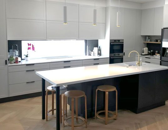Get The Inside Edge With A Team Kitchens - Our Top 3 Kitchen Trends for 2019
